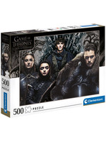 Game of Thrones - House Stark Jigsaw Puzzle (500 pieces)
