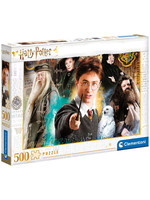 Harry Potter - Harry at Hogwarts Jigsaw Puzzle (500 pieces)
