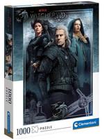 The Witcher - Ciri, Yennefer & Geralt Jigsaw Puzzle (1000 pieces)