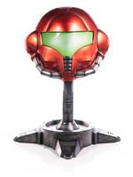 Metroid Prime - Samus Helmet Statue