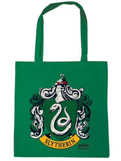 Harry Potter - Slytherin Tote Bag Green