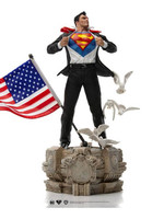 DC Comics - Clark Kent Deluxe Art Scale - 1/10