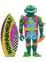 Teenage Mutant Ninja Turtles - Sewer Surfer Michelangelo - ReAction