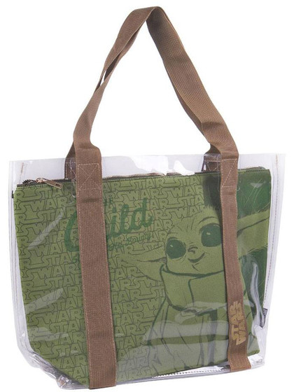 Star Wars The Mandalorian - The Child Tote Bag