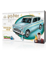 Harry Potter - Flying Ford Anglia 3D Puzzle (130 pieces)