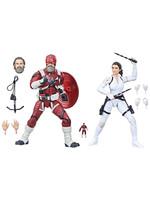 Marvel Legends Black Widow - Red Guardian & Melina 2-pack