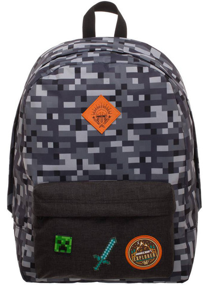 Minecraft - Bedrock Backpack