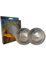 Lord of the Rings - Green Dragon Coasters 4-Pack