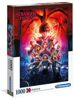 Stranger Things - Season 2 Puzzle (1000 pieces)
