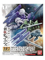 HG MS Option Set 4 & Union Mobile Worker - 1/144