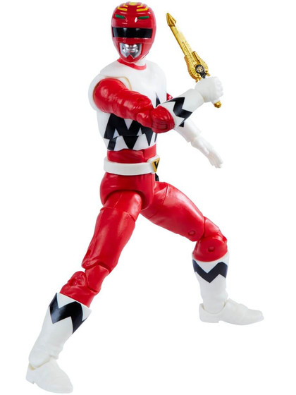 Power Rangers Lightning Collection - Lost Galaxy Red Ranger