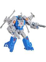 Transformers Generations - Deluxe Retro Headmaster Highbrow