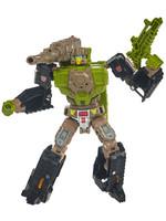 Transformers Generations - Deluxe Retro Headmaster Hardhead