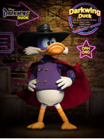 Darkwing Duck - Darkwing Duck Dynamic 8ction Hero - 1/9