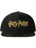 Harry Potter - Logo Snapback Cap