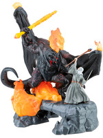 Lord of the Rings - Balrog vs. Gandalf Figural Light