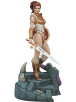 Masters of the Universe - Teela Legends Maquette - 1/5