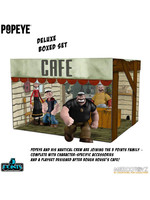 Popeye - 5 Points Action Figures Deluxe Box Set