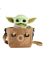 Star Wars: The Mandalorian - The Child Electronic Plush Figure with Shoulder Bag