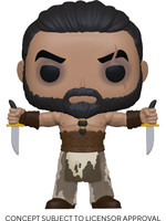 Funko POP! Game of Thrones - Drogo with Daggers