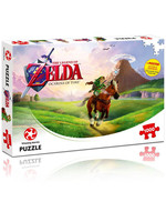 Legend of Zelda - Ocarina of Time Jigsaw Puzzle (1000 pieces)