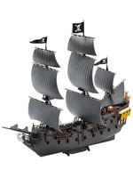 Pirates of the Caribbean - Black Pearl Easy-Click Model Kit - 1/150