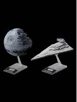Star Wars - Death Star II & Imperial Star Destroyer Model Kit