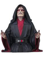 Star Wars Episode IX - Emperor Palpatine Bust - 1/6