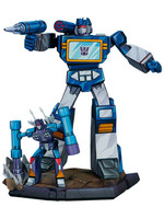 Transformers - Soundwave Classic Scale Statue