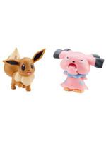Pokémon - Snubbull & Eevee Battle Figure Pack