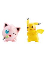 Pokémon - Jigglypuff & Pikachu Battle Figure Pack