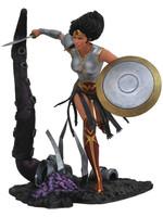 DC Comic Gallery - Dark Nights Metal Wonder Woman