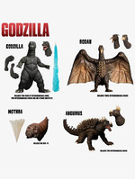 Godzilla - 5 Points XL Deluxe Box Set - Round 1