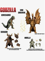 Godzilla - 5 Points XL Deluxe Box Set - Round 2