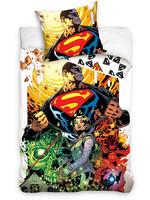 Superman - Comic Style Duvet Set 160 x 200
