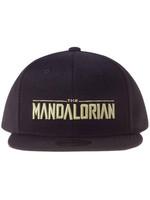 Star Wars The Mandalorian - Silhouette Snapback Cap