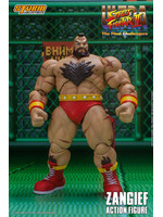 Ultra Street Fighter II: The Final Challengers - Zangief - 1/12