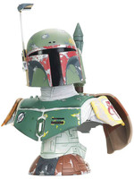 Star Wars - Boba Fett Legends in 3D Bust - 1/2