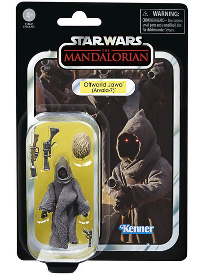 Star Wars The Vintage Collection - Offworld Jawa (Arvala-7)