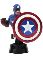 Marvel Comics - Captain America Bust - 1/7