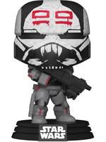 Funko POP! Star Wars: The Bad Batch - Wrecker