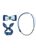 Harry Potter - Trendy Hair Accessories 3-pack Ravenclaw