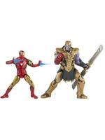 Marvel Legends: The Infinity Saga - Iron Man Mk LXXXV & Thanos 2-pack