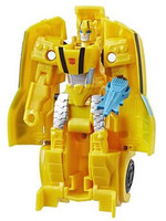 Transformers Cyberverse - Bumblebee Sting Shot 1-Step Changer