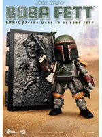 Star Wars - Boba Fett & Han Solo in Carbonite - Egg Attack