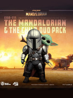 Star Wars: The Mandalorian - The Mandalorian & The Child - Egg Attack