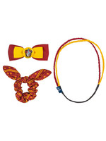 Harry Potter - Trendy Hair Accessories 3-pack Gryffindor