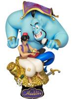 Disney D-Stage Diorama - Aladdin (New version)