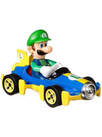 Hot Wheels - Mario Kart Luigi (Mach 8) - 1/64