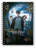 Harry Potter - Harry Potter and the Prisoner of Azkaban Notebook with 3D-Effect